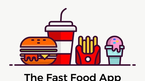 Track The Fast Food App (next best delivery app for picky