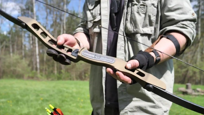 288b8c86b181 The Atmos Compact Modern Longbow - The only 60