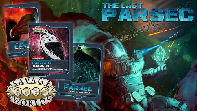 Click to check out the original Last Parsec Kickstarter!
