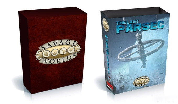 Your best deal, The Last Parsec Collector's Box!