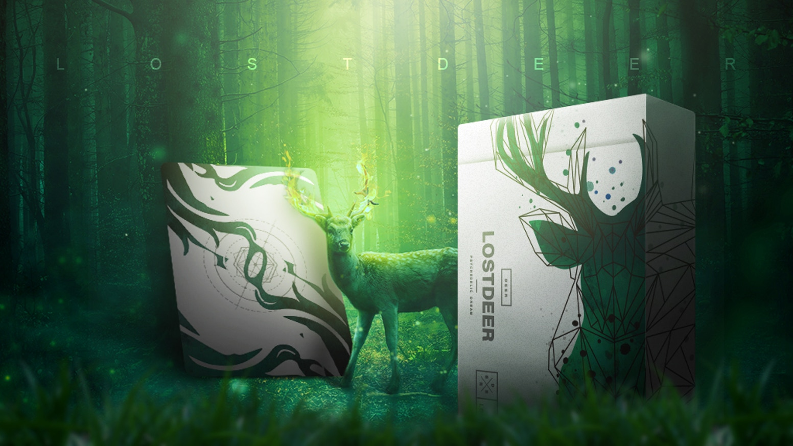 Lost Deer Forest Playing Cards By USPCC is the top crowdfunding project launched today. Lost Deer Forest Playing Cards By USPCC raised over $142907 from 410 backers. Other top projects include QUICKSTARTER: Pin Pages Restock Flocked Enamel Pins Storage, Brew Your Own Old Fashioned, Alcoholic Root Beer Naturally, O - Short Film...