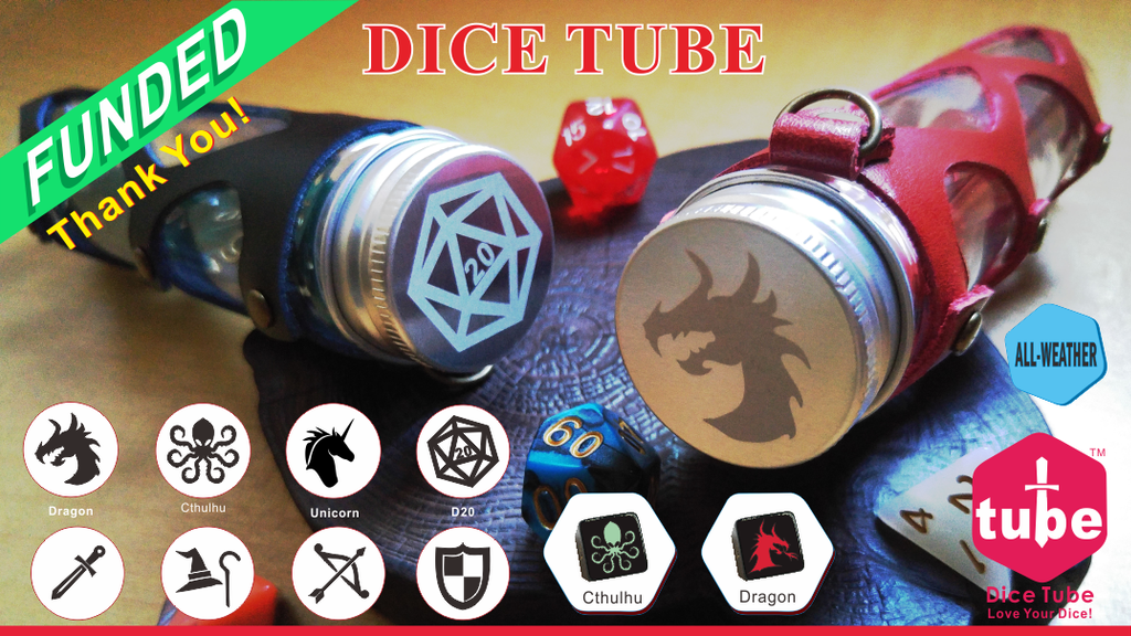 Dice Tube - All Weather project video thumbnail