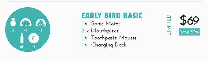 Early bird basic kit