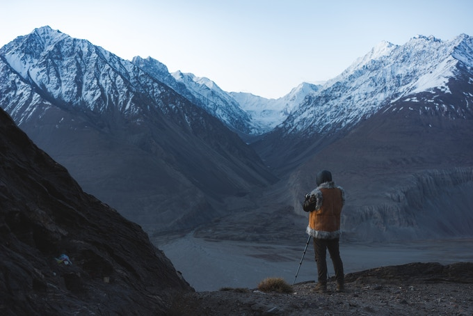 Patience in the Wakhan Corridor