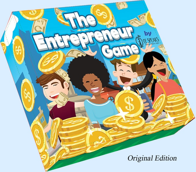 The Entrepreneur Board Game