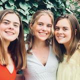 Lily, Jane, & Katie Crager