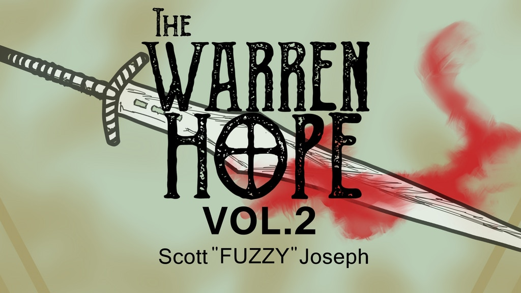 The Warren Hope Volume 2 project video thumbnail