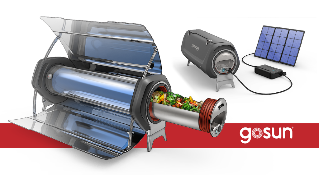 GoSun Fusion: One Incredible Solar + Electric Oven ☀️+⚡=💛 project video thumbnail