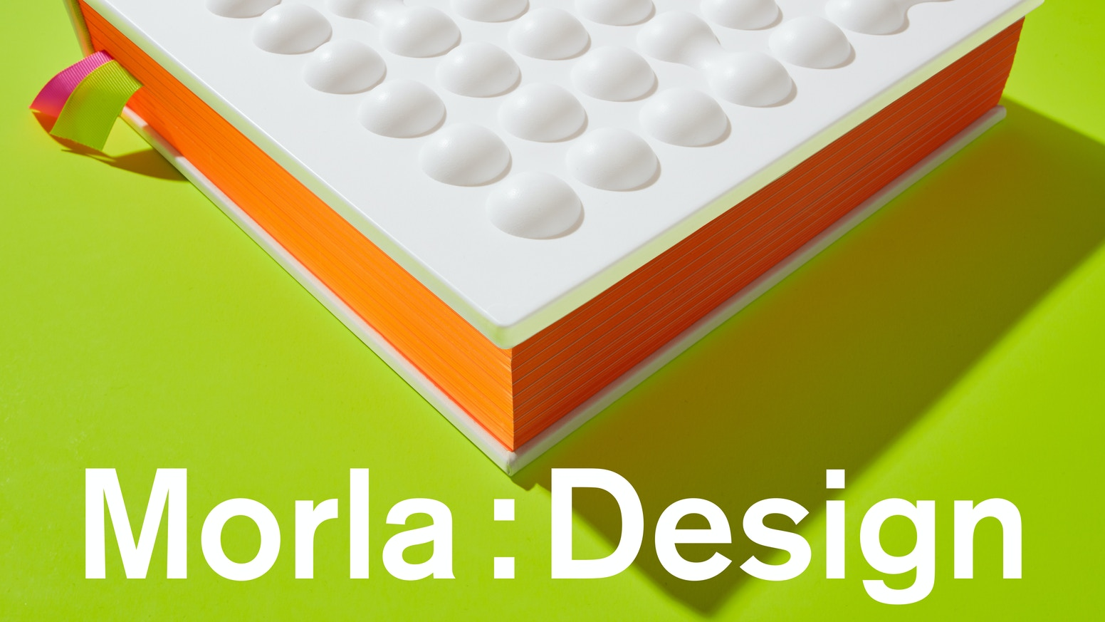A brilliant, bold, and sensationally produced book on the work of Jennifer Morla, a luminary of contemporary design.