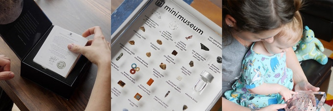 Unboxing and Exploring the Mini Museum Together!