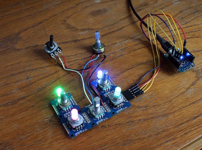I2C Encoder V2 by Simone — Kickstarter