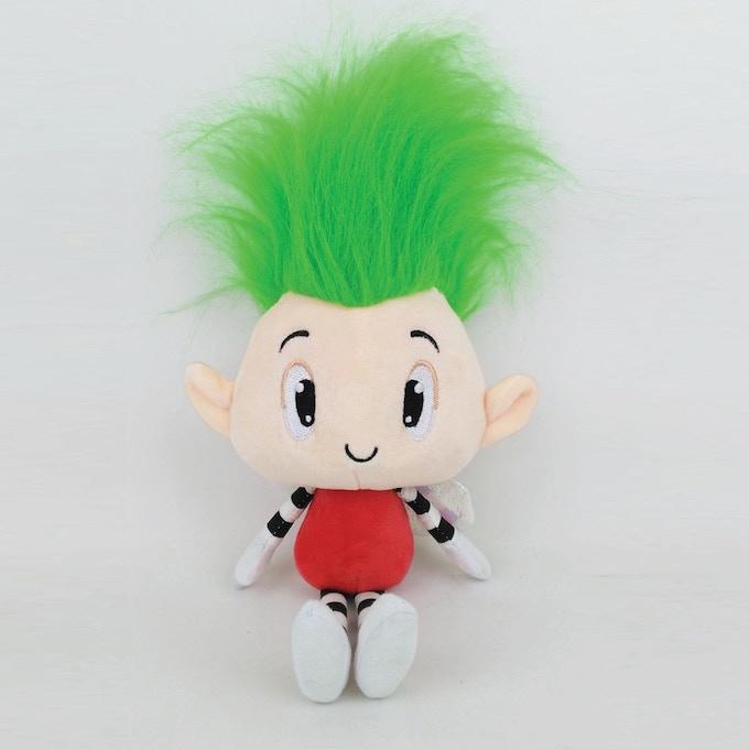 Yahooty Plush Doll