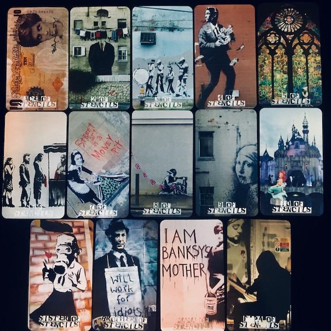 Suit of Stencils