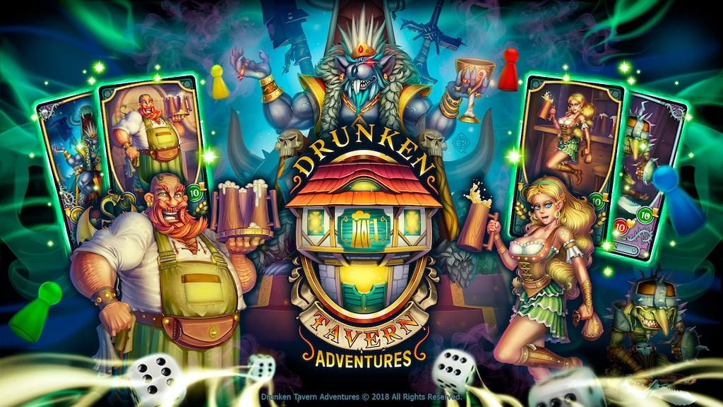 Project image for Drunken Tavern Adventures