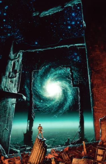 """Trantorian Dream"" - Destinations Near & Far"