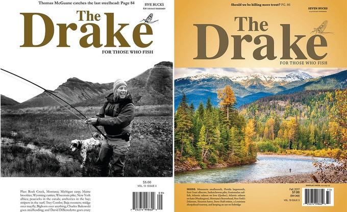 Drake Magazine One Year Subscription Reward