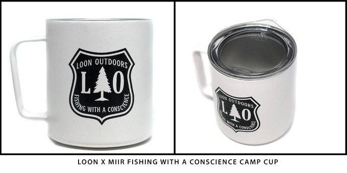 Loon Outdoors Camp Cup