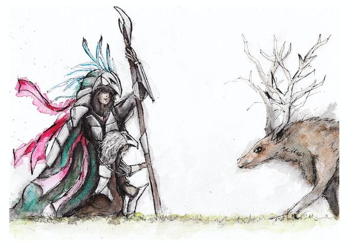 Tame, Illustration