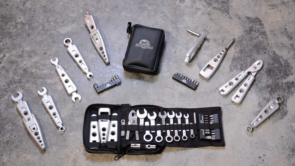 Modular Moto Wrench Tool Set by RRR Tool Solutions project video thumbnail