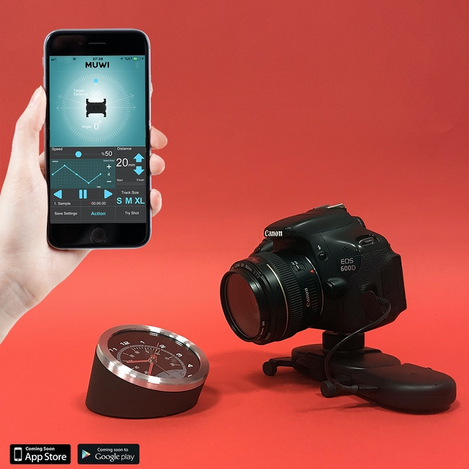 Muwi App is under development and will come soon with a firmware release update to your Flow X. With the help of the App you will able to control your cameras more precise and smarter.