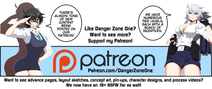 Danger Zone One: Volume 1 - Print Edition! by Midnight