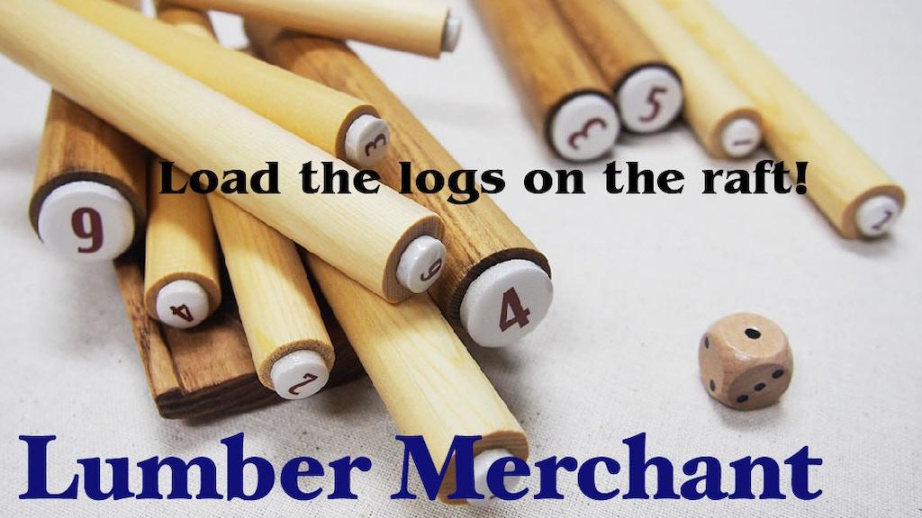 Lumber Merchant - a game requiring balance, tactics and luck project video thumbnail