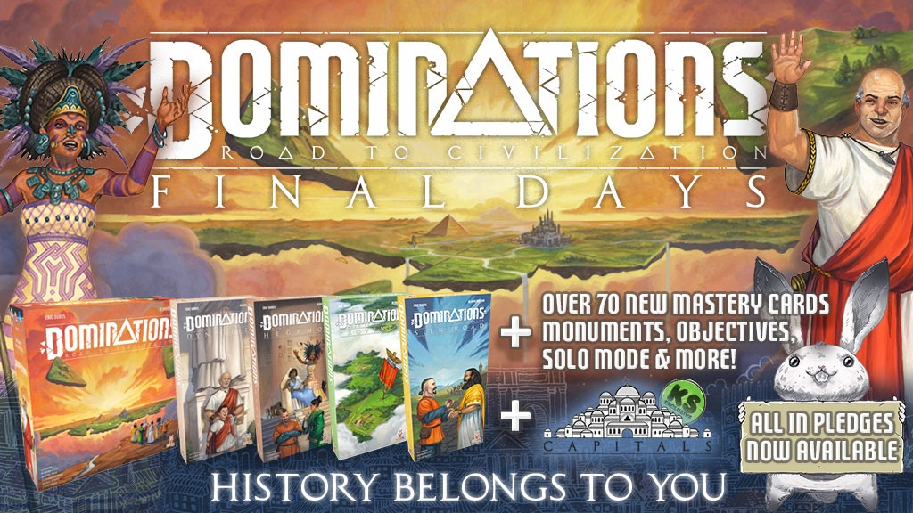 Dominations - Road to Civilization project video thumbnail