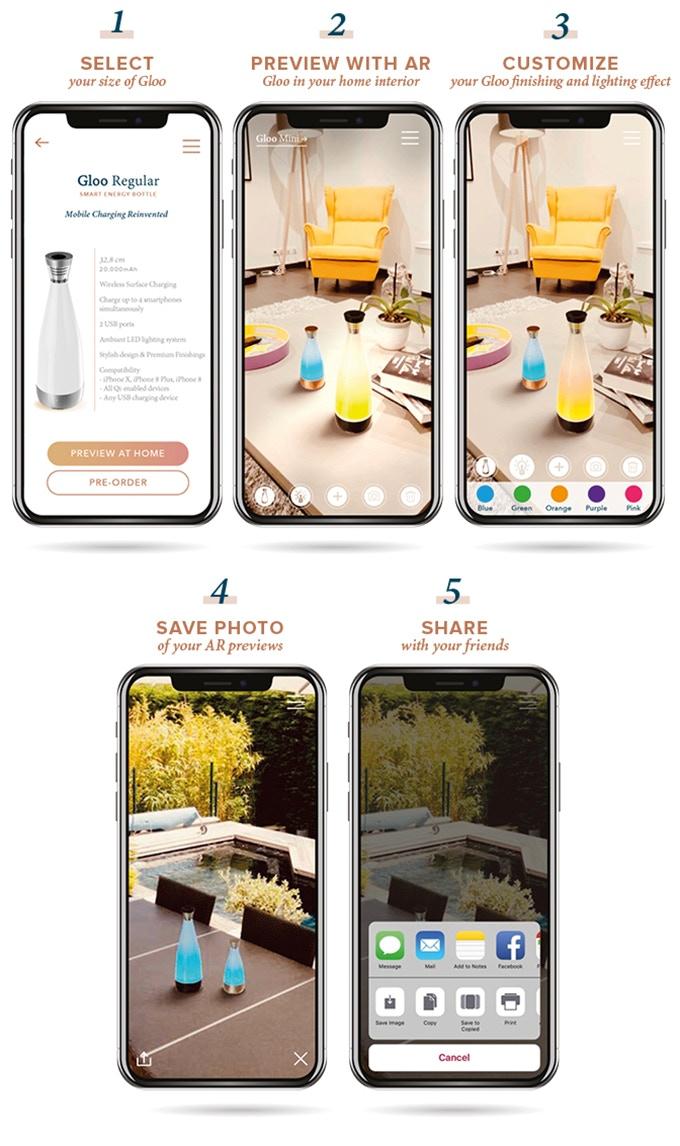 Sneak peek at Deconnect Mobile App