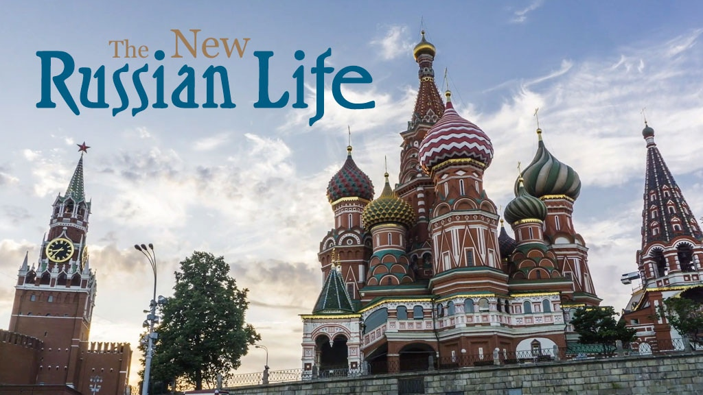 The New Russian Life project video thumbnail