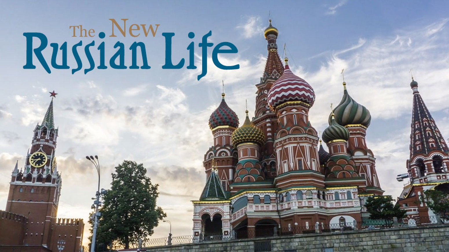 The most interesting, authoritative online outlet on all things Russian.