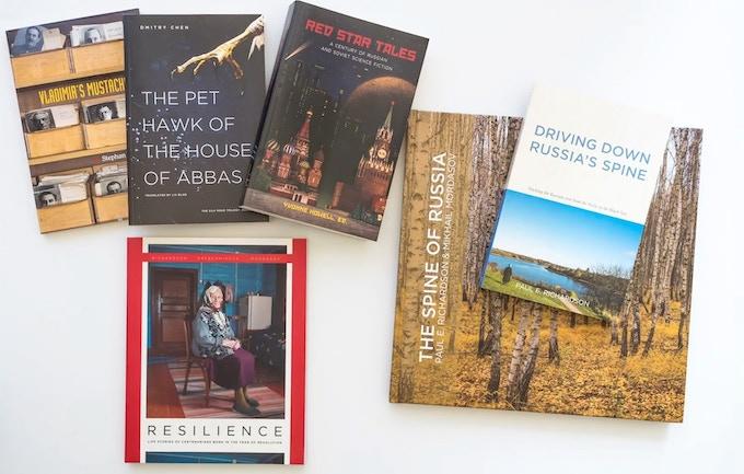 Books we have kickstartered...