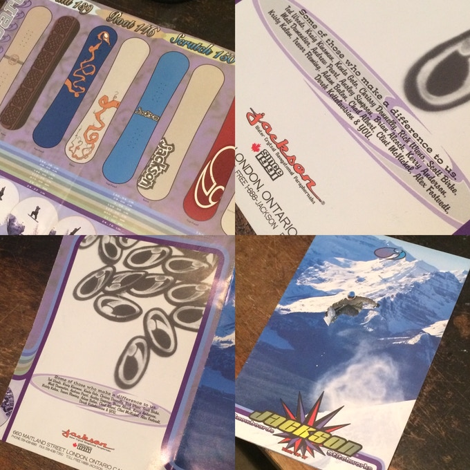 Jackson 96-97 Catalog