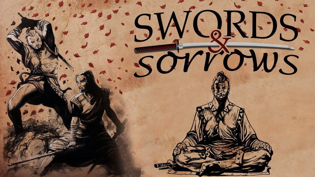 Swords & Sorrows-A One-Shot Comic About Assassins & Regret project video thumbnail