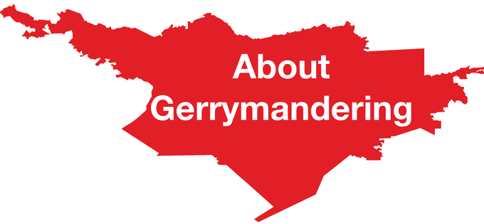 Mapmaker: The Gerrymandering Game by Lafair Family Games