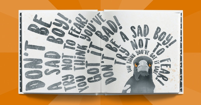 One for Sorrow - An Uplifting Children's Book by Mr Gresty