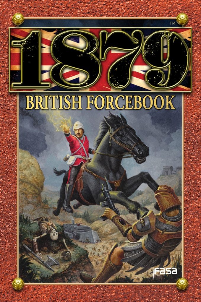 Cover Mock-Up for British Forcebook