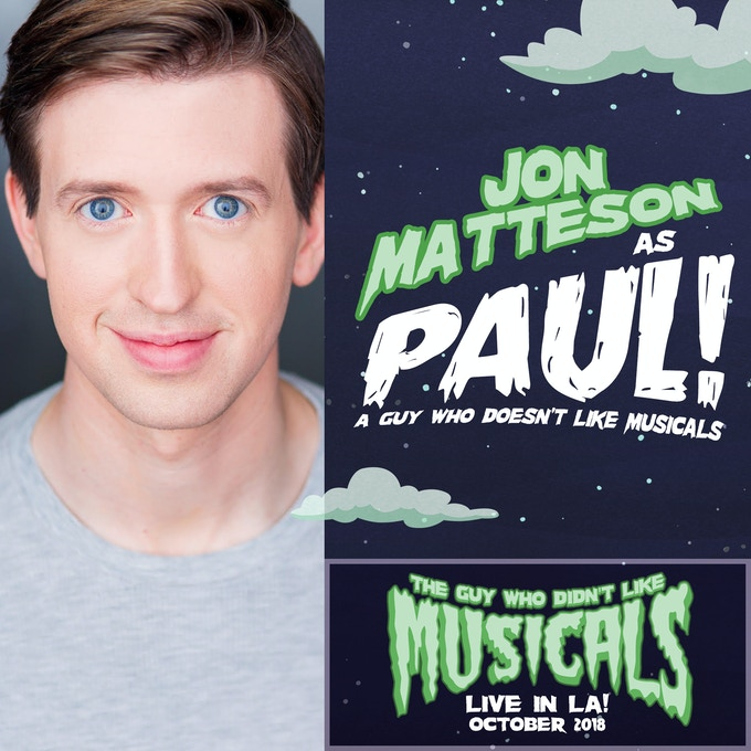 the guy who didn t like musicals a starkid horror comedy by team