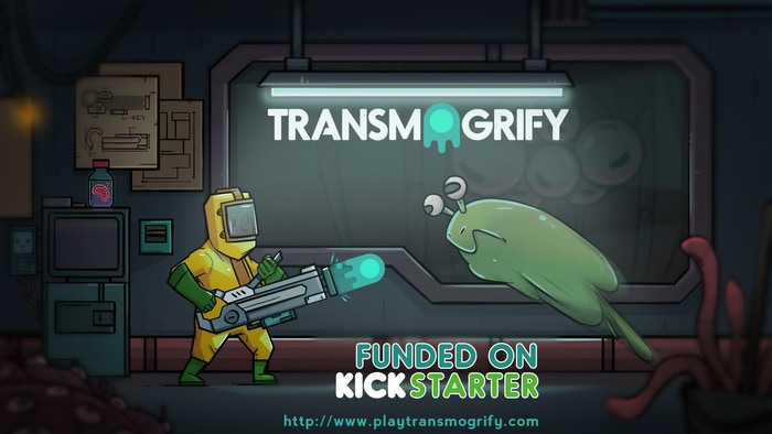 Suit up in this sci-fi platformer where turn enemies into objects and use them to solve puzzles.