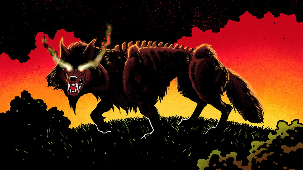 The Burning Black: Legend of Black Shuck project video thumbnail