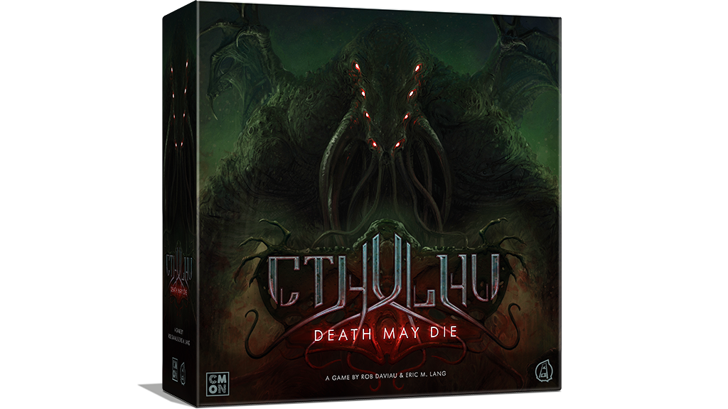 Cthulhu: Death May Die miniatura de video del proyecto
