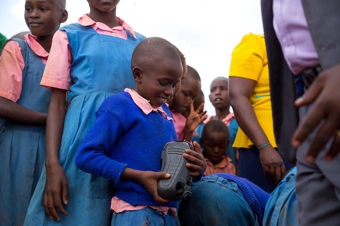 Kitende Primary School, Kenya