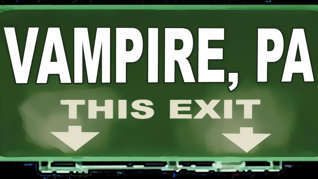 Vampire, PA Trade Paperback