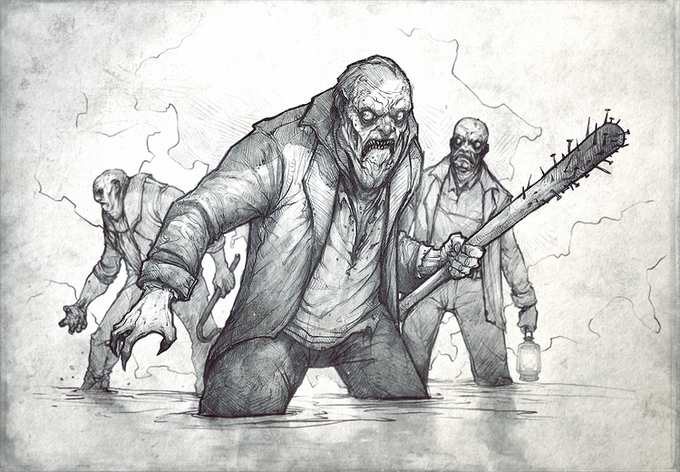 The Hybrid cultists!