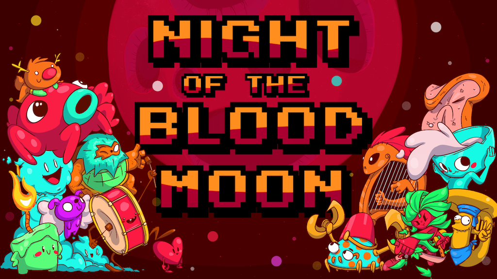 Night of the Blood Moon project video thumbnail