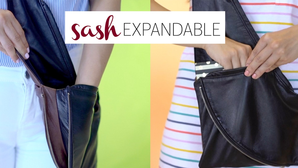 Expandable Sash Bags: The Anti-Purse just got extra! is the top crowdfunding project launched today. Expandable Sash Bags: The Anti-Purse just got extra! raised over $343271 from 1869 backers. Other top projects include PAQ: Your Luggage Companion, The Reaper's Box The Carolina Reaper Pepper Experience, OBO Bottle: Modular Bottle Kept Sleek And Simple...