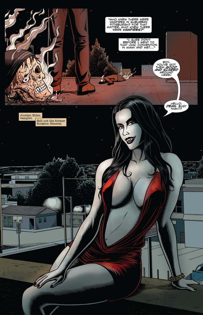 Vampire, PA - Page 15