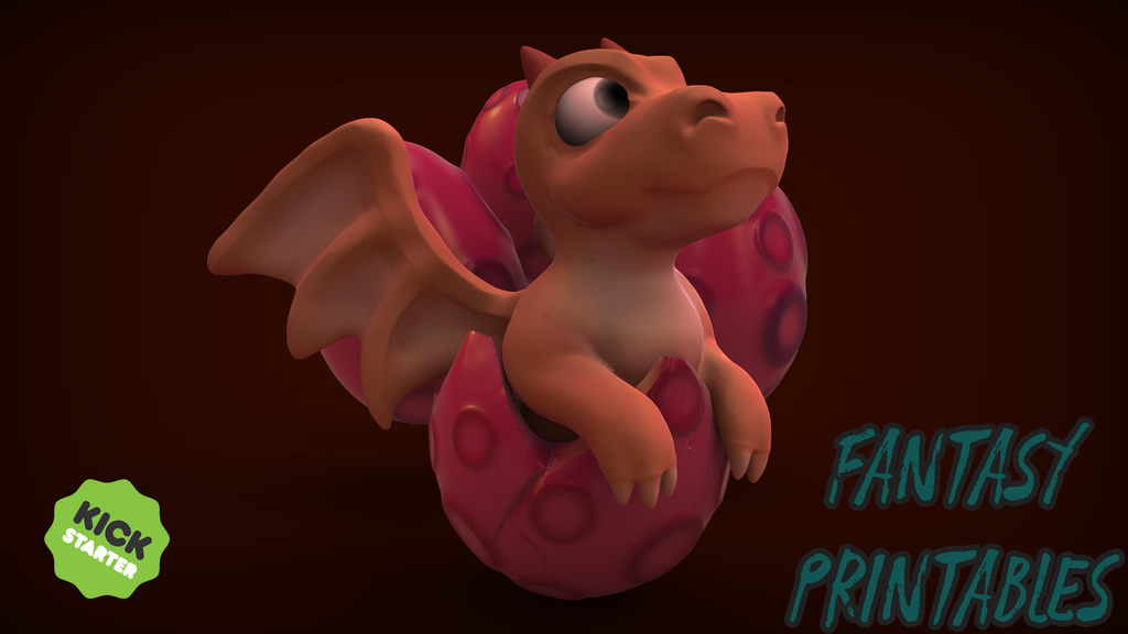 Project image for Fantasy tabletop 3d printables