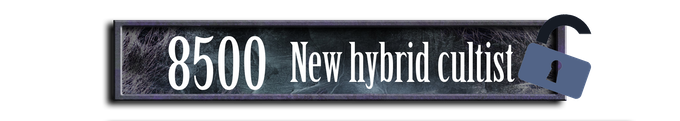 A new hybrid cultist added to the Cthulhu faction and Collector boxes!