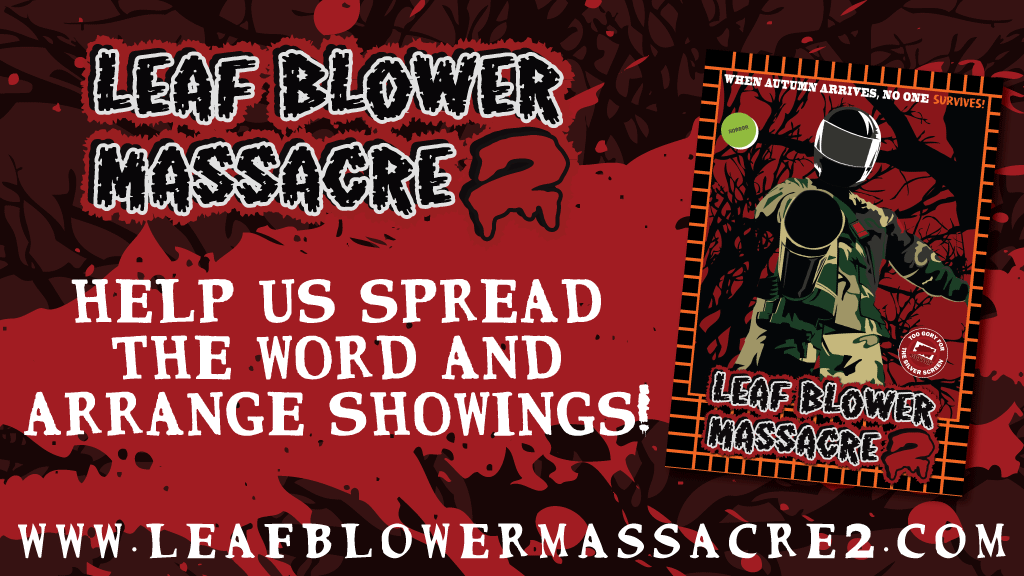 Project image for Leaf Blower Massacre 2