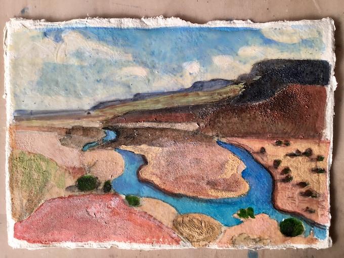 Print 3: Chama River